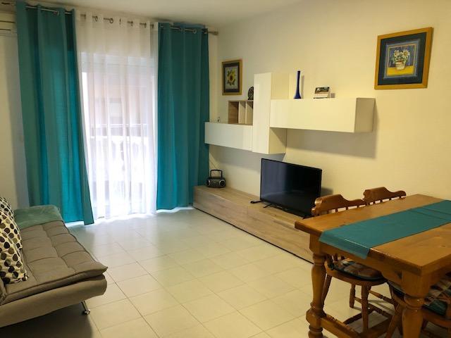 Уютная квартира в 50 м. от самого большого пляжа в Торревьехе!